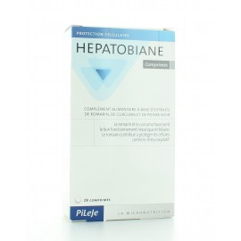 PILEJE HEPATOBIANE 28 COMPRIMES