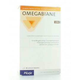 Omegabiane EPA PileJe 80 capsules.