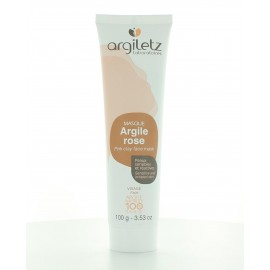 ARGILE ROSE MASQUE ARGILETZ 100ML