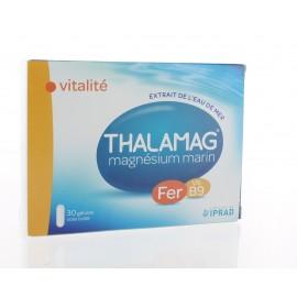 Thalamag magnésium marin Vitalité 30 gélules