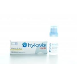 Hylovis Multi Lubrifiant Oculaire 10 ml