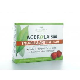 Acerola 500 24 comprimés