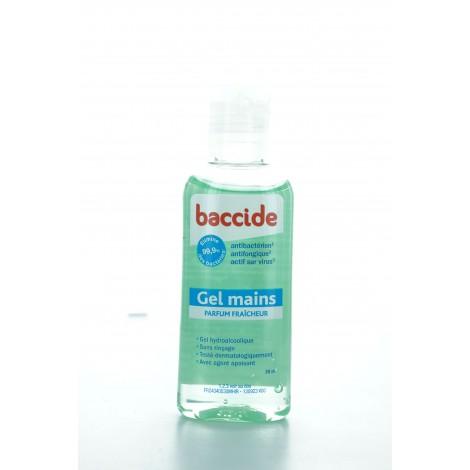 Baccide Gel Mains Hydroalcoolique Mini 30ml Paraphamadirect