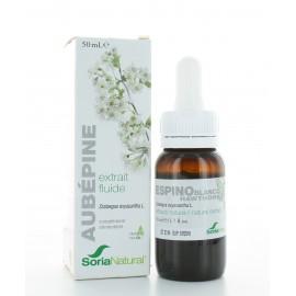 Extrait Fluide d'Aubépine Soria Natural 50 ml