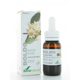 Extrait Fluide de Boldo Soria Natural 50 ml
