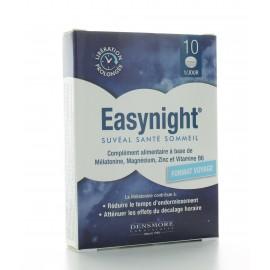Easynight Suvéal Santé Sommeil 10 comprimés