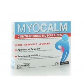 Myocalm Contractions Musculaires 30 comprimés