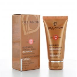 Crème Solaire Jeunesse SPF 30 Delarom 50 ml