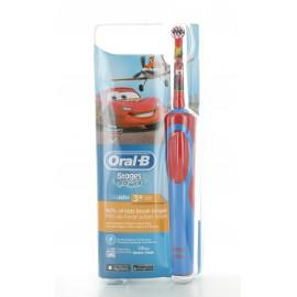 Brosse à dents électrique Oral-B Stages Power Cars