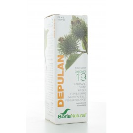 Depulan Soria Natural 50 ml