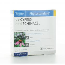 Phytostandard Cyprès-Echinacée PhytoPrevent 30 comprimés