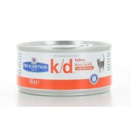 Hill's Prescription Diet Feline k/d 156 g
