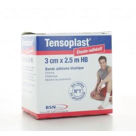 Bande Adhésive Elastique Tensoplast 3cm X 2,5m