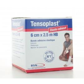 Bande Adhésive Elastique Tensoplast 6cm X 2,5m