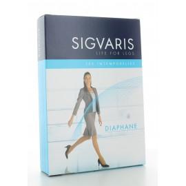 Chaussettes Sigvaris Diaphane 2 TM Normal Dune