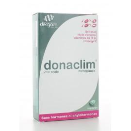 Donaclim Ménopause 60 capsules