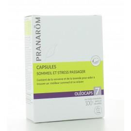 Capsules Sommeil et Stress Passager Pranarôm X30