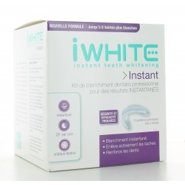 Kit de Blanchiment Dentaire Iwhite Instant