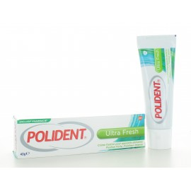 Crème Fixative Polident Ultra Fresh 40 g